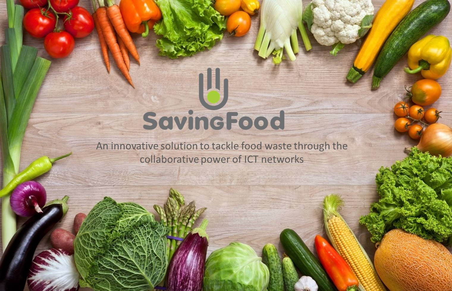 An innovative solution to tackle food waste through the collaborative power of ICT networks